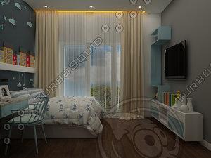 max kid bed room bedroom
