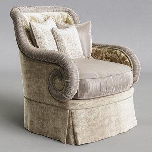 armchair provasi pr 2942-605 max