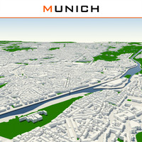 munich cityscape max