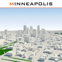 Minneapolis City Complete