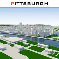 Pittsburgh City Complete