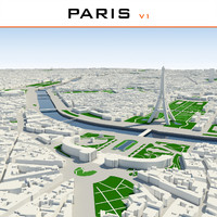 Paris City Complete V1