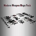 Modern Weapon Mega Pack
