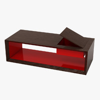 molteni stage table 3d max