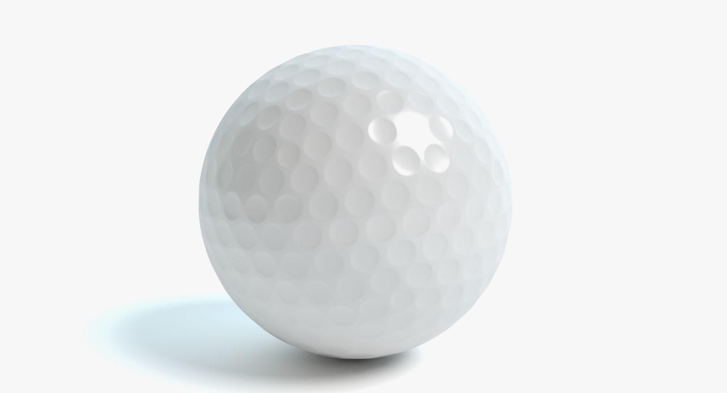 obj golf ball