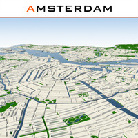 Amsterdam City Complete