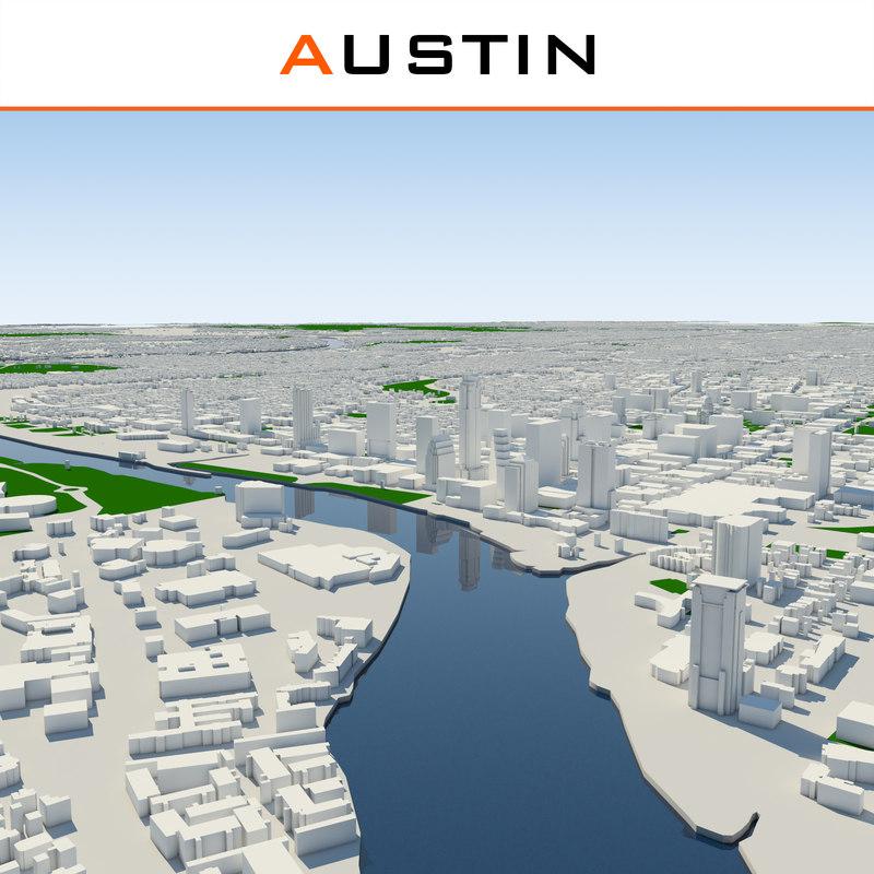 max austin cityscape
