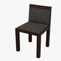 3d model molteni teatro chair