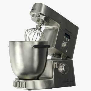 kenwood km080 cooking chef 3d max