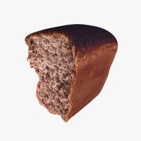 soviet bread 3d max