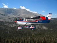 cessna 172 skyhawk stol 3d max