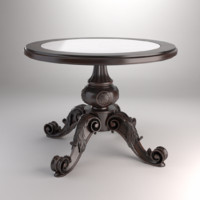 3d decorative table