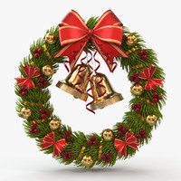 max christmas wreath