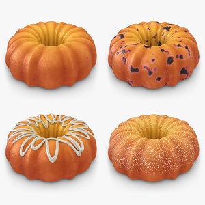 pumpkin buttermilk cake set max
