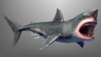 White Shark or Megalodon