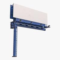 3d billboard 2 model