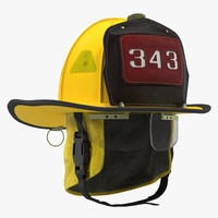 Fire Helmet 3