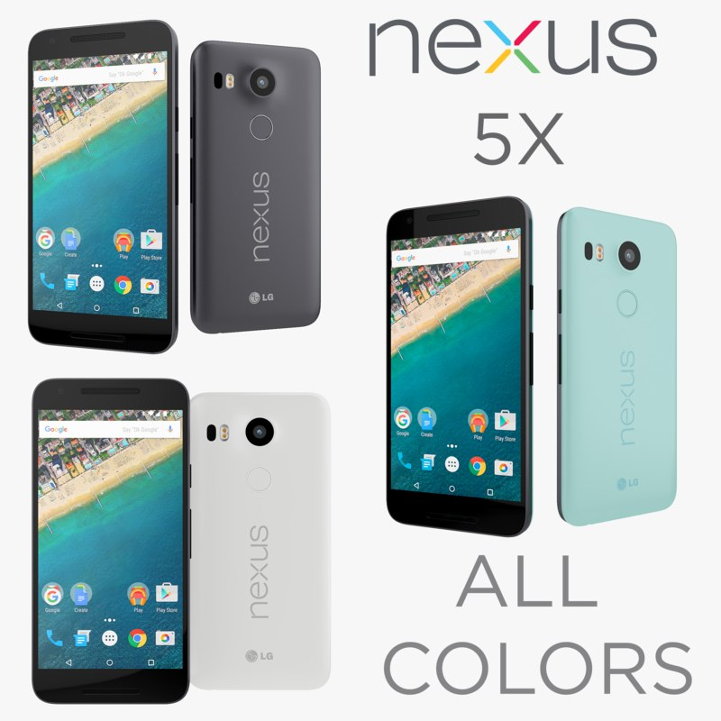 3d flagship google lg nexus model
