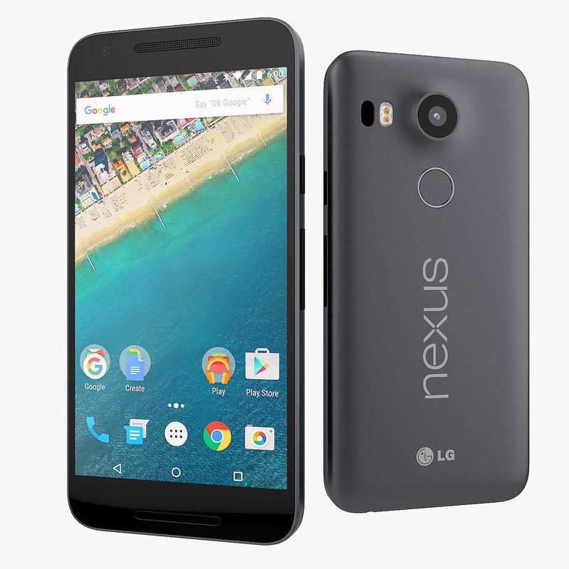 3ds max flagship google lg nexus