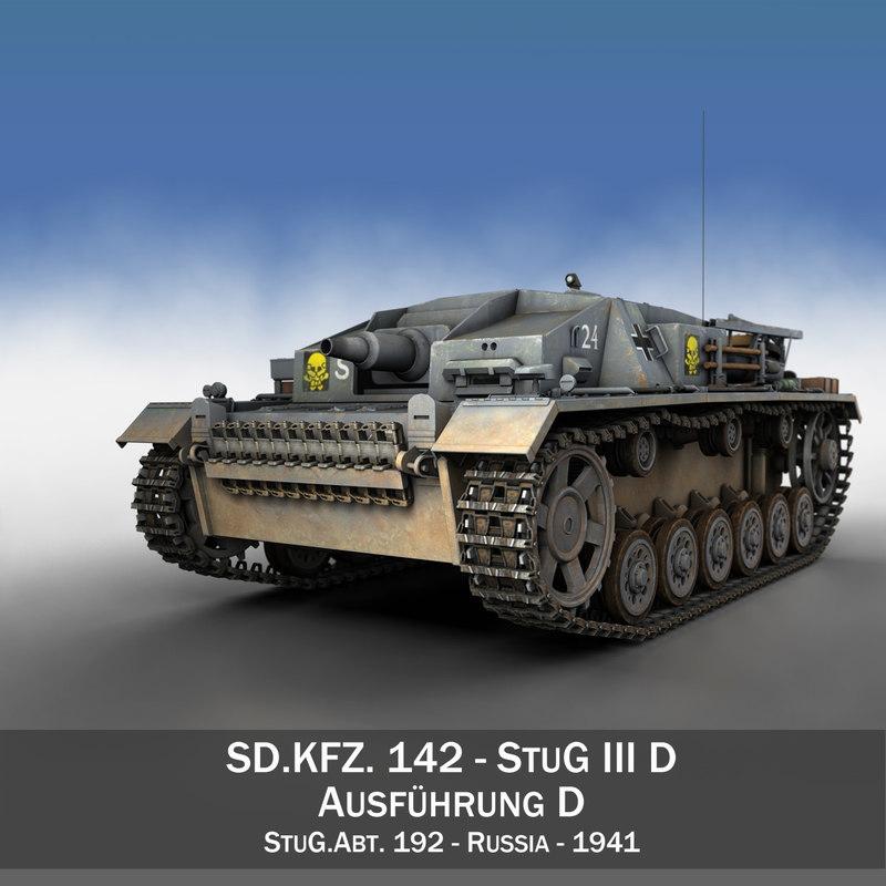 3d - stug abt 192
