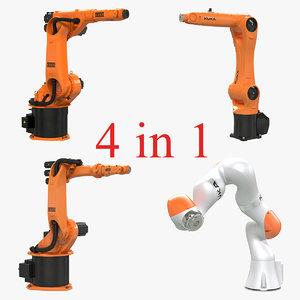kuka robots 2 3d max