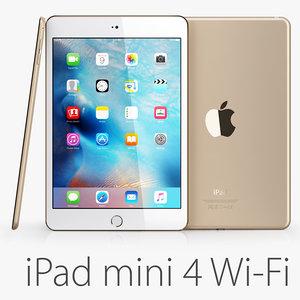 3ds ipad mini 4 wi-fi