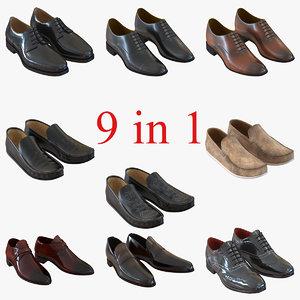 3d man shoes 4