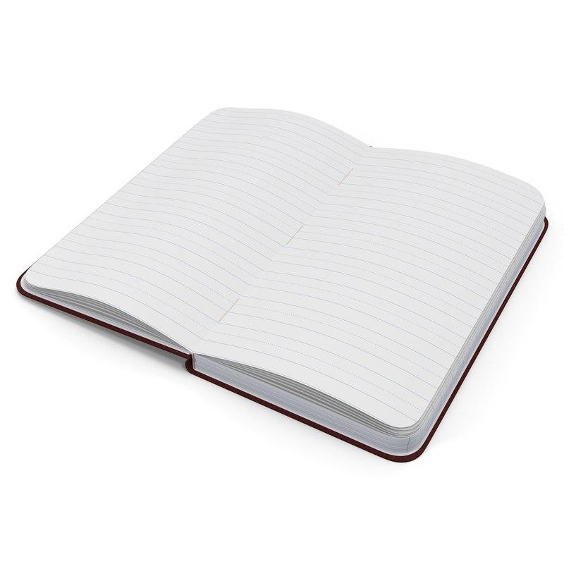 3d open journal