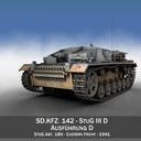 StuG 3D models
