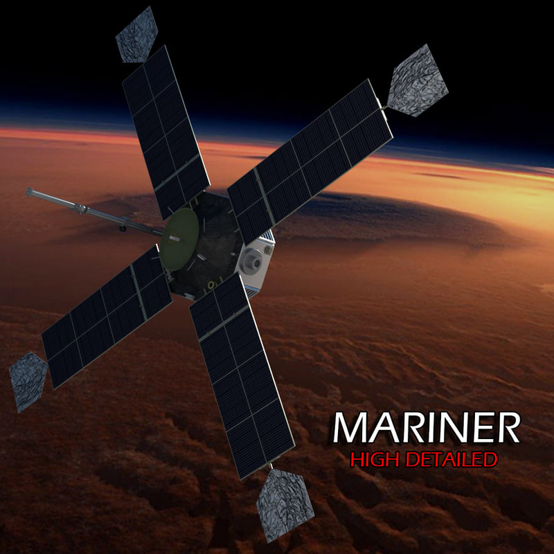 mariner satellite 3ds