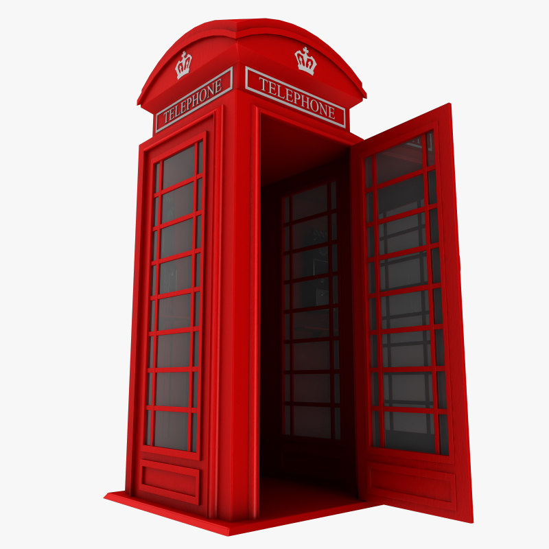 british phone booth max