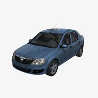 Car Dacia Logan
