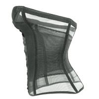 black transparant corset 3d obj