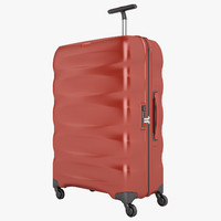 samsonite engenero 3d model