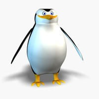 penguin cartoon max