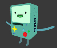 BMO Adventure Time