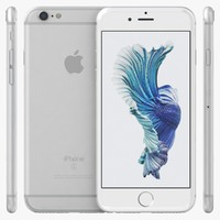 max apple iphone 6s silver