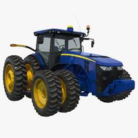 tractor generic 4 3d max