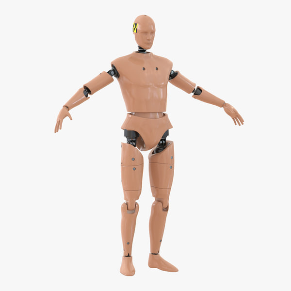 male crash test dummy max