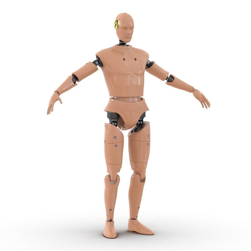 male crash test dummy max