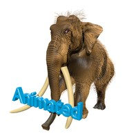 mammoth 3d model