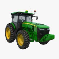 3d tractor john deere 8335r