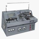 industrial display 3D models