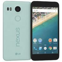 lg nexus 5x blue 3d max