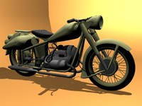 3d classic antique model