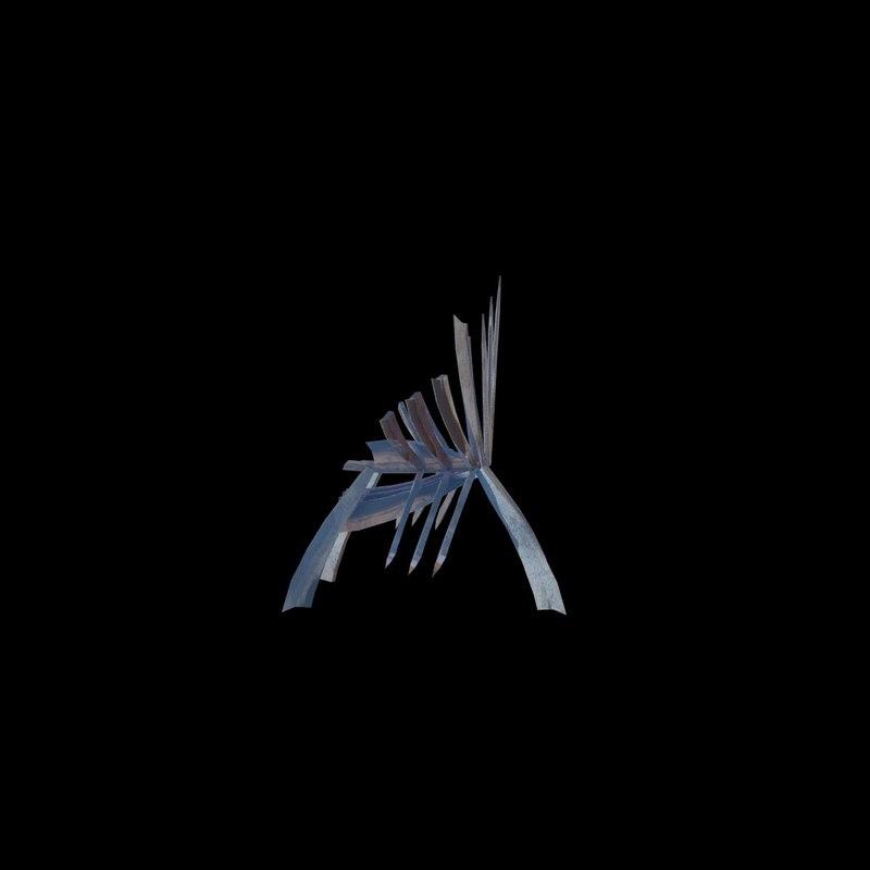 throne swords 3d max