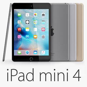 ipad mini 4 wi-fi 3ds