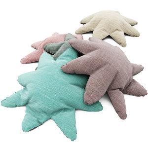 pillows 98 3d model