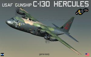 3d flight mode gunship ghost