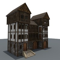 max medieval house